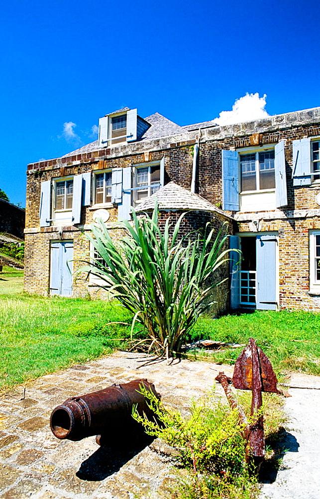 Historic Nelson's Dockyard, Antigua island, Antigua and Barbuda, British West Indies, Caribbean