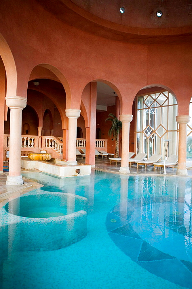 Luxury Hotel The residence and spa, Tunis, Tunisia