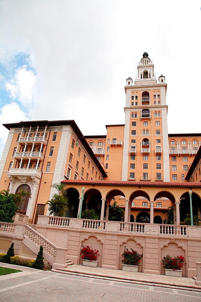 Biltmore Hotel Coral Gables, Florida, USA