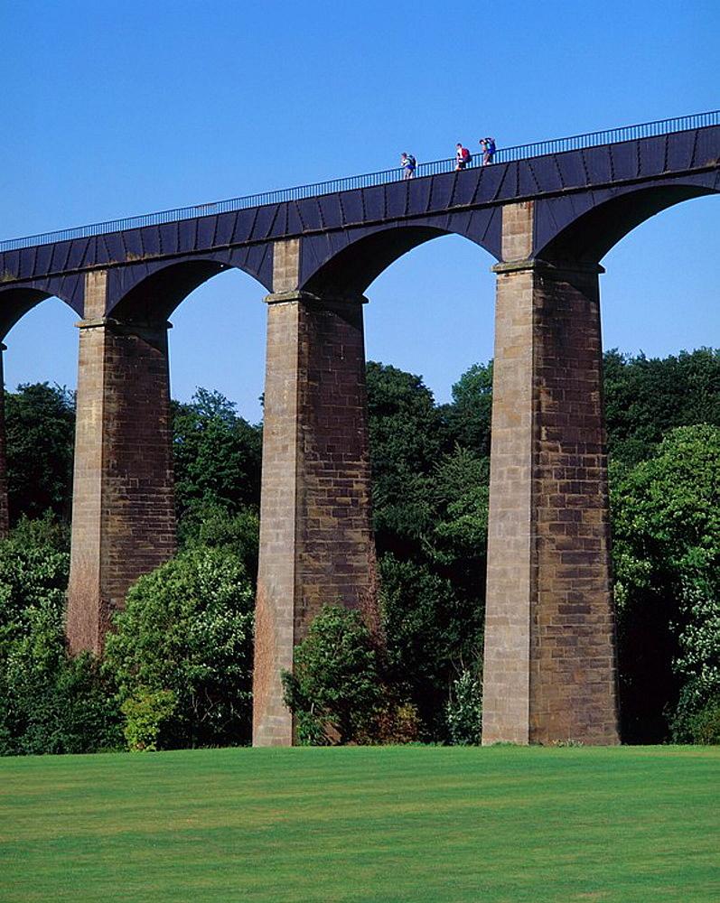 Shropshire Union Canal, Shropshire, Union, canal, aqueduct, Pont Cysyllte, pont, Cysyllte, Clwyd, Wales, UK, United Ki. Shropshire Union Canal, Shropshire, Union, canal, aqueduct, Pont Cysyllte, pont, Cysyllte, Clwyd, Wales, UK, United Ki