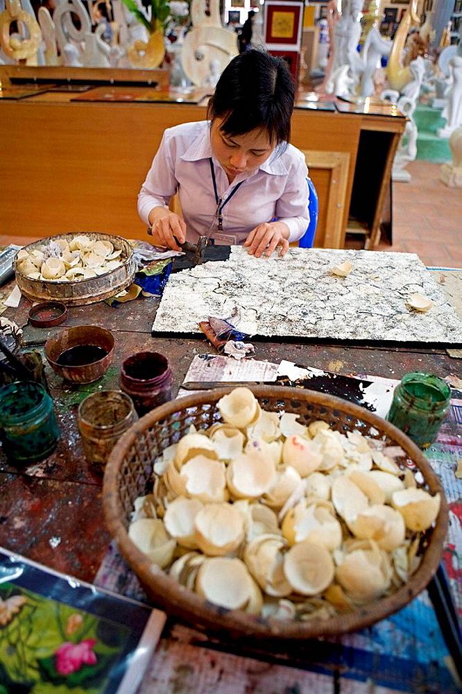 Handicrafts, Ha Long Bay, Vietnam