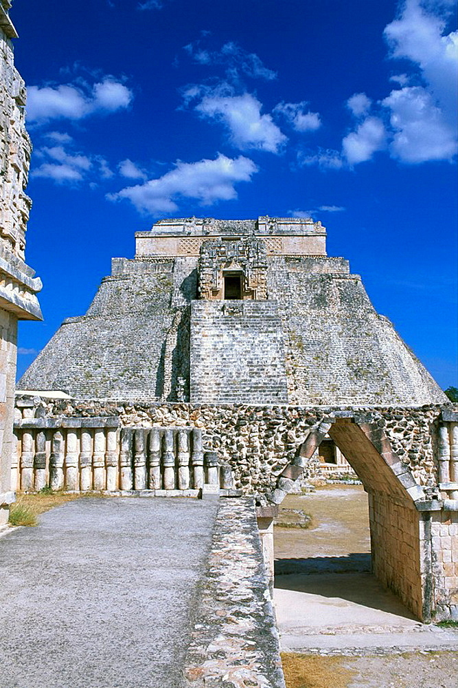 Maya culture, Uxmal, Yucatan, Mexico, Central America, America, Ancient, pyramid, travel, temple, Vacation, UNESCO, Wo. Maya culture, Uxmal, Yucatan, Mexico, Central America, America, Ancient, pyramid, travel, temple, Vacation, UNESCO, Wo