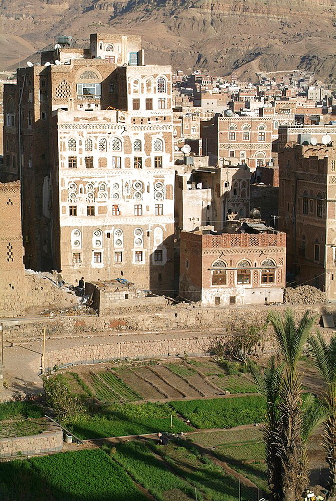 Yemen, Sanaa, Sanaa, Old Sana, architecture, old city, town, UNESCO, world heritage site, Arabian, Arabic, Arab, tra. Yemen, Sanaa, Sanaa, Old Sana, architecture, old city, town, UNESCO, world heritage site, Arabian, Arabic, Arab, tra