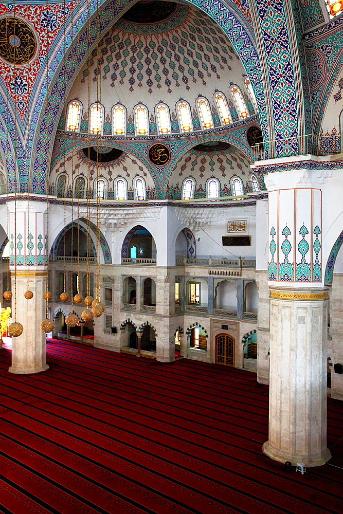 Turkey, Ankara, Kocatepe Mosque,