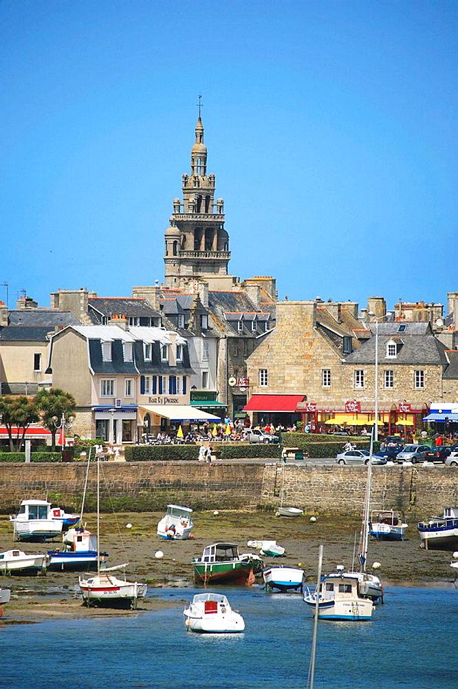 Roscoff, Brittany, France