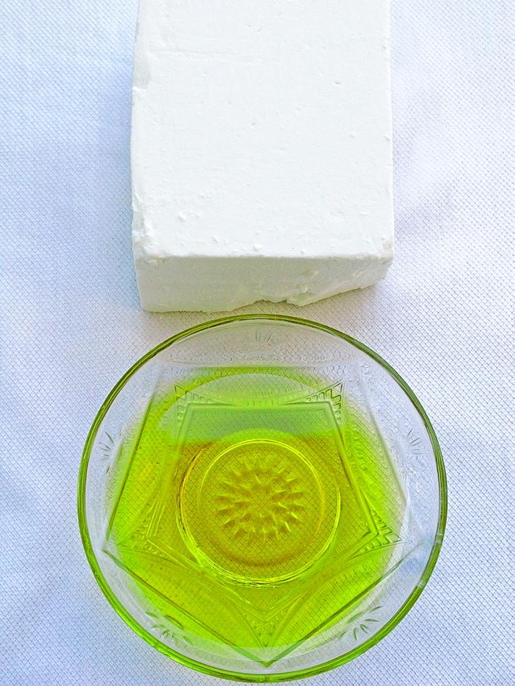 Greek Feta Cheese and Olive Oil