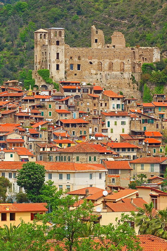 Dolceacqua, Liguria, Italian Riviera, Imperia Province, Italy, Europe