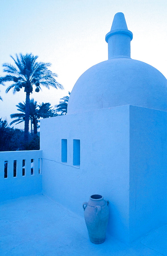 House, Houmt Souk, Jerba, Tunisia