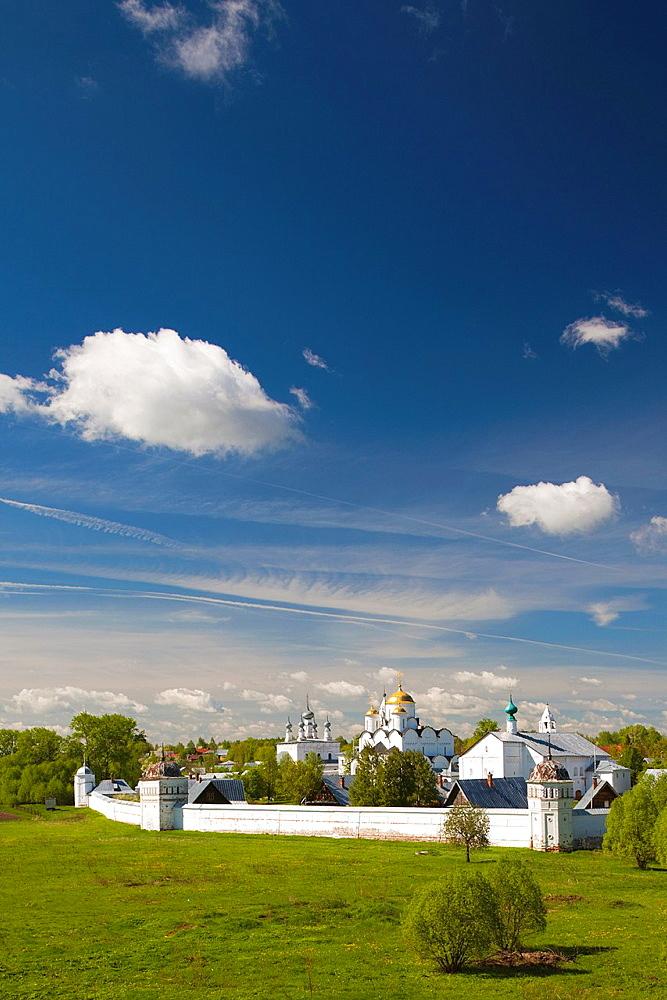 Russia, Vladimir Oblast, Golden Ring, Suzdal, Intercession Convent