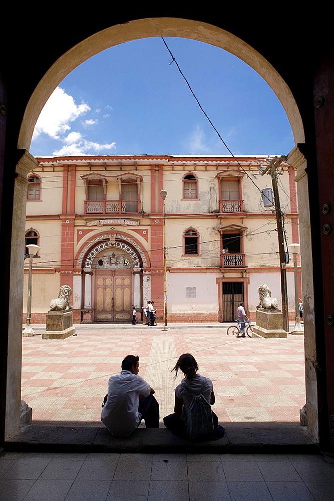Leon Cathedral, Basilica de la Asuncion, Leon, Nicaragua, Central America - 817-377493