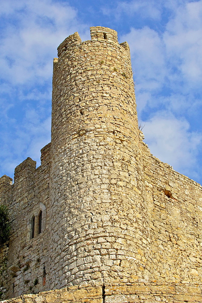 The Medieval Castle of Obidos