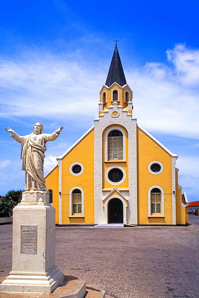 St  Anns Church in Noord Aruba