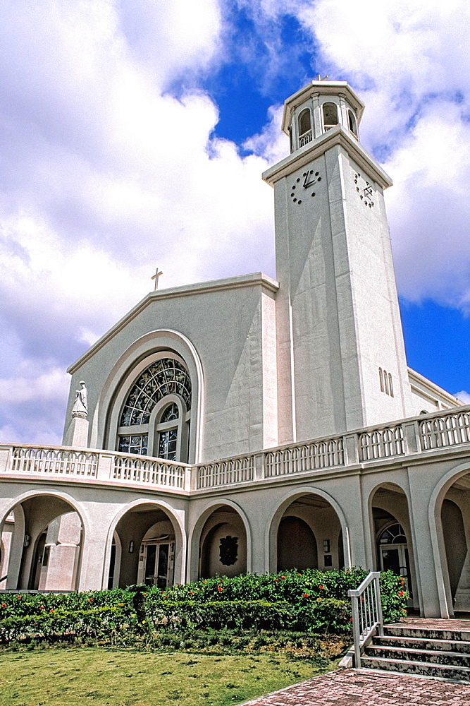Cathedral of Dulce Maria in Hagatna City Guam USA