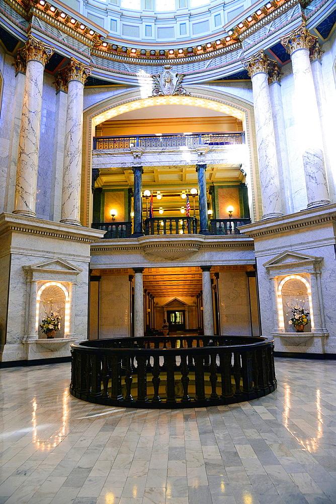 Interior State Capitol Jackson, Mississippi, United States of America