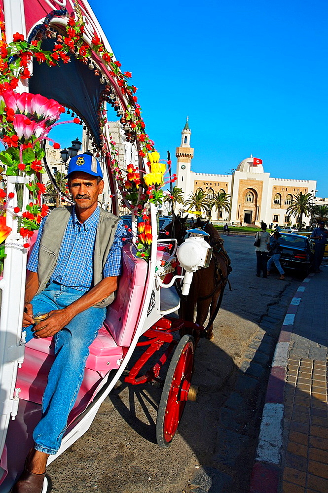 Carriage Sfax Tunisia.