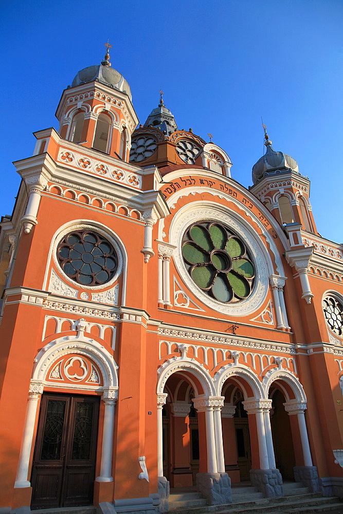 Romania, Targu Mures, Synagogue,