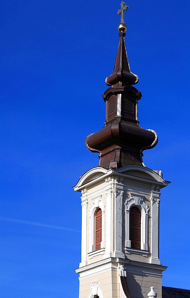 Serbia, Vojvodina, Subotica, Serbian Orthodox Church,