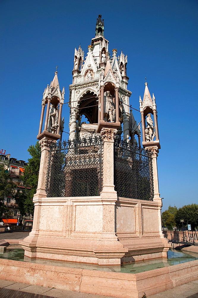 Duke of Brunswick Monument, Geneva, Switzerland, Europe