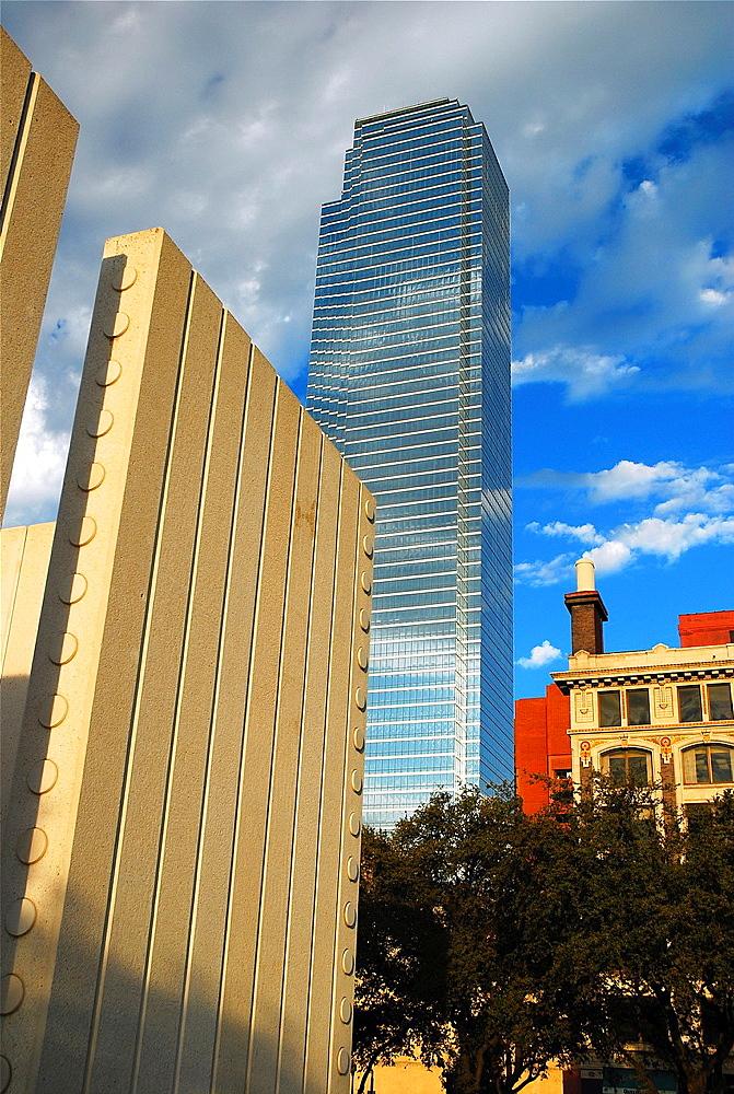 Kennedy Memorial, Dallas