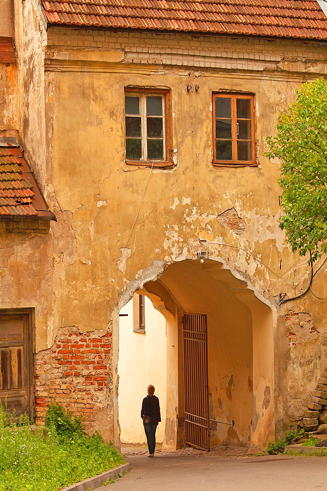 Vilnius The Old Town