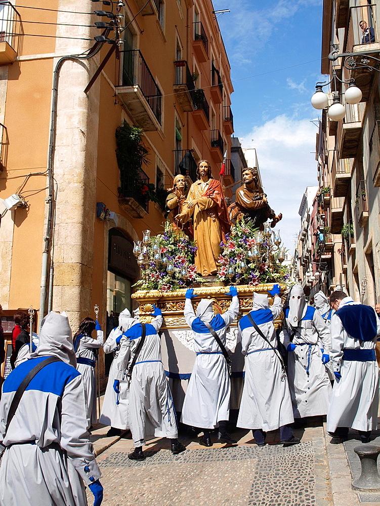 Holy Week. Tarragona, Catalonia, Spain.