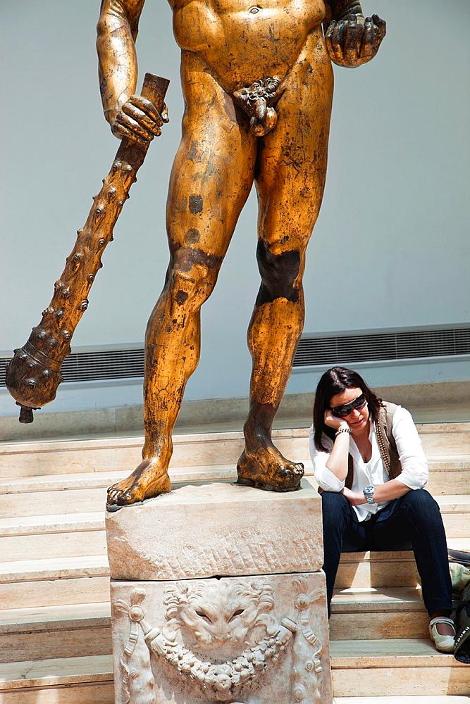 Capitoline Museum, Rome, Lazio, Italy