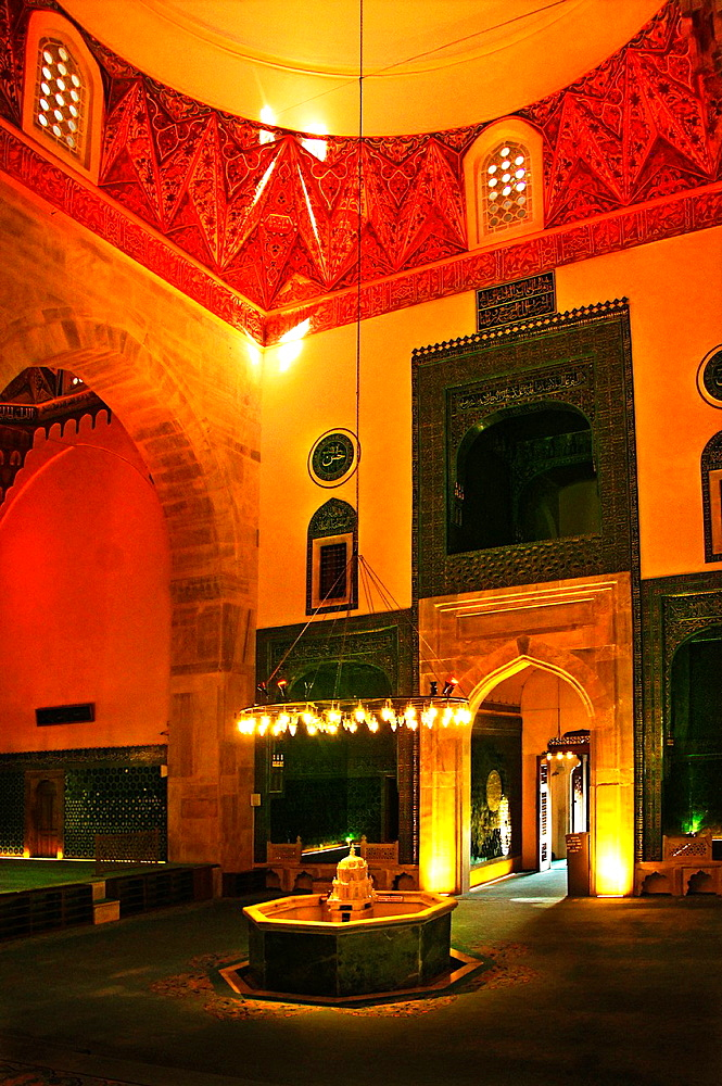 Yesil Cami (Green Mosque, 1425), Bursa, Turkey - 817-431230