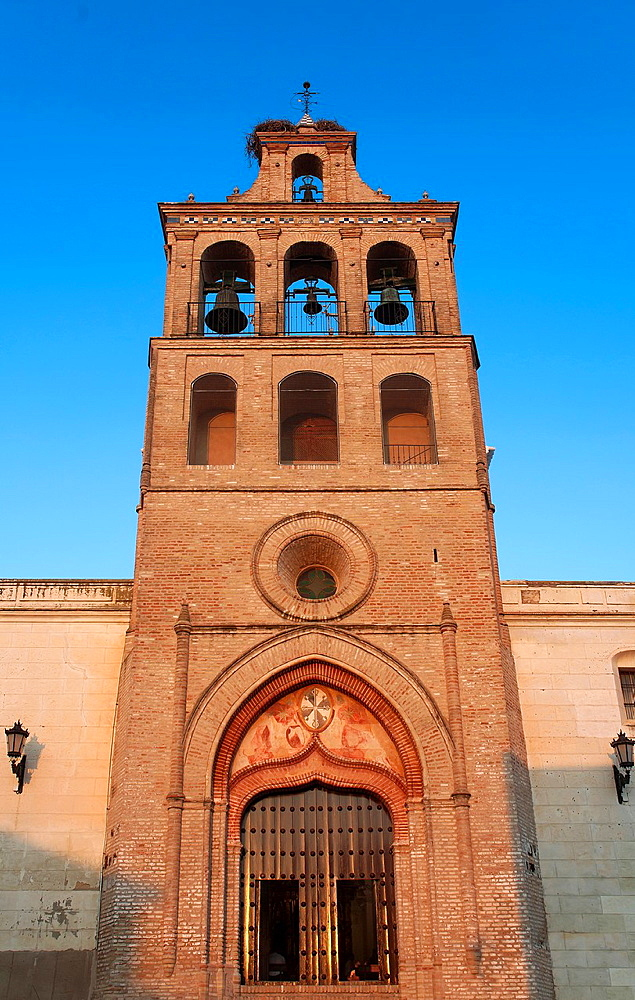 Church of Santo Domingo de Guzman -16th century, Lepe, Huelva-province, Spain