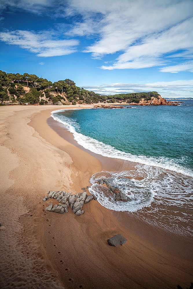 S'Agaro,Costa Brava,Catalonia,Spain