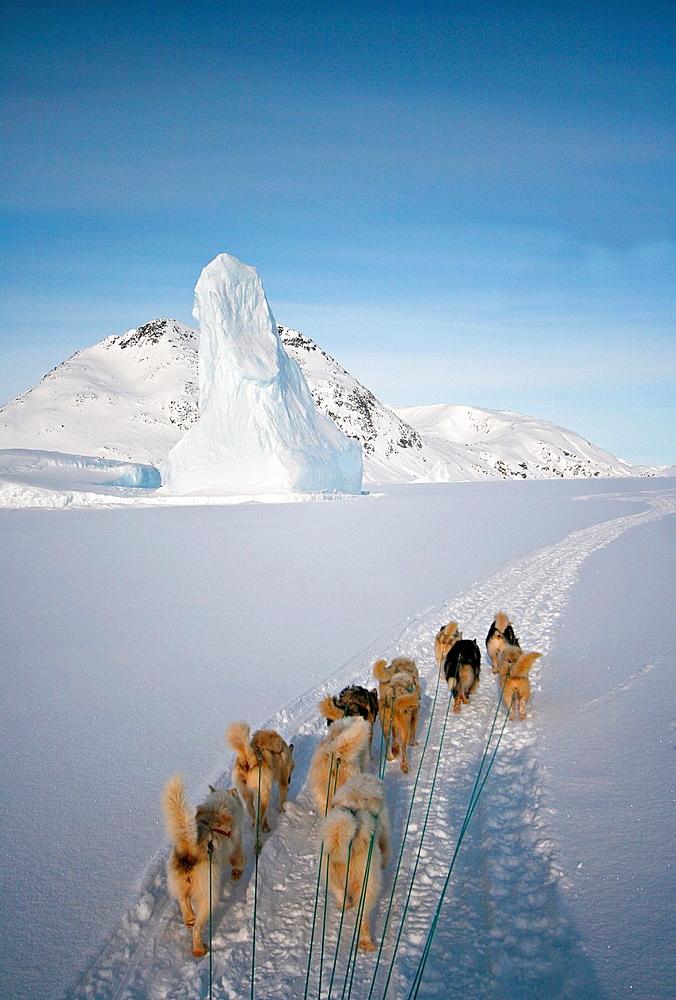 Kulusuk Greenland
