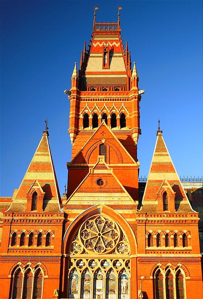 Memorial Hall, Harvard