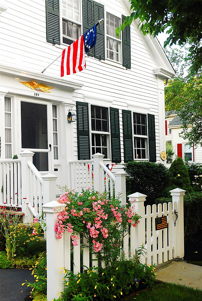 Summer Home, Rhode Island
