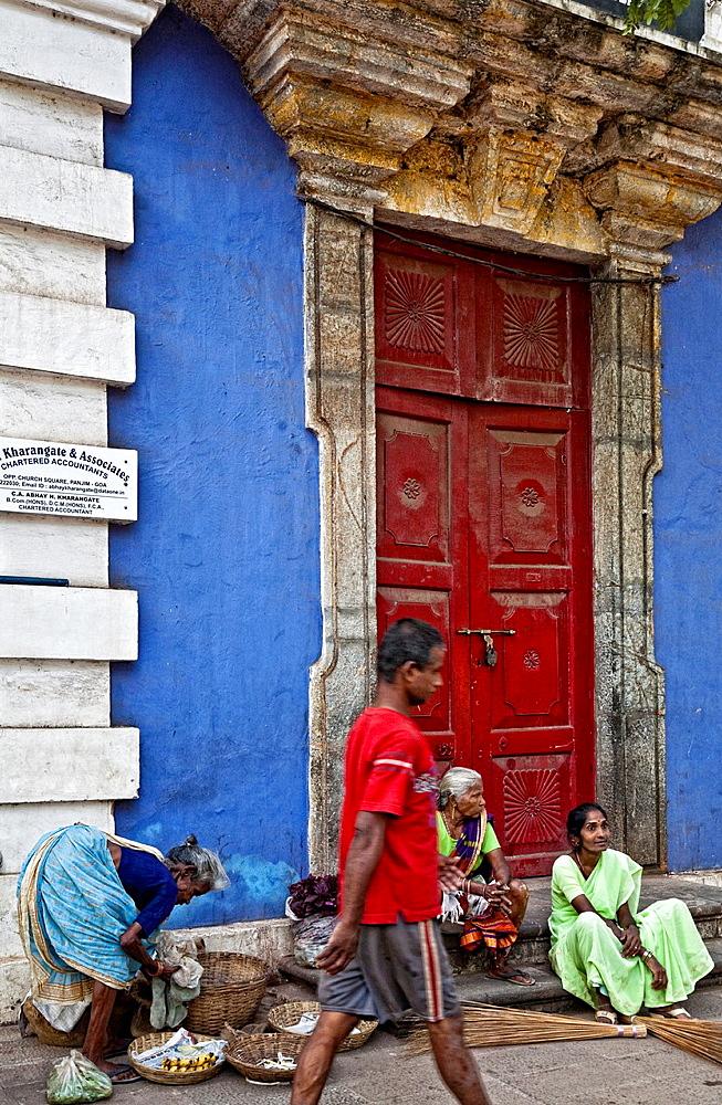 Panjim.Goa. India.