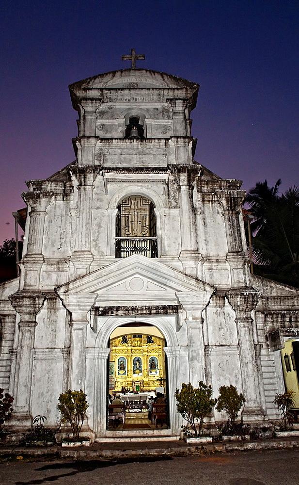 San Sebastian Chapelle In Panjim. Goa. India.