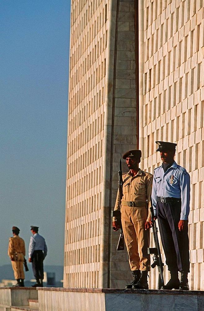 Pakistan, Sind Region, Karachi, Muhammad Ali Jinnah  Mausoleum