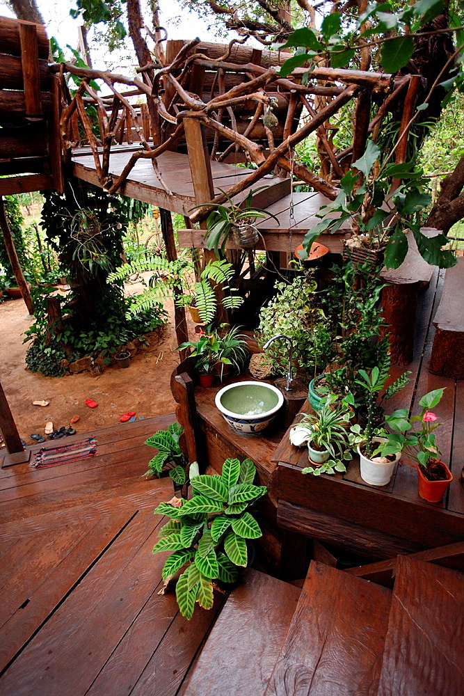 The Nature Lodge. Sen Monorom, Mondulkiri, Cambodia.