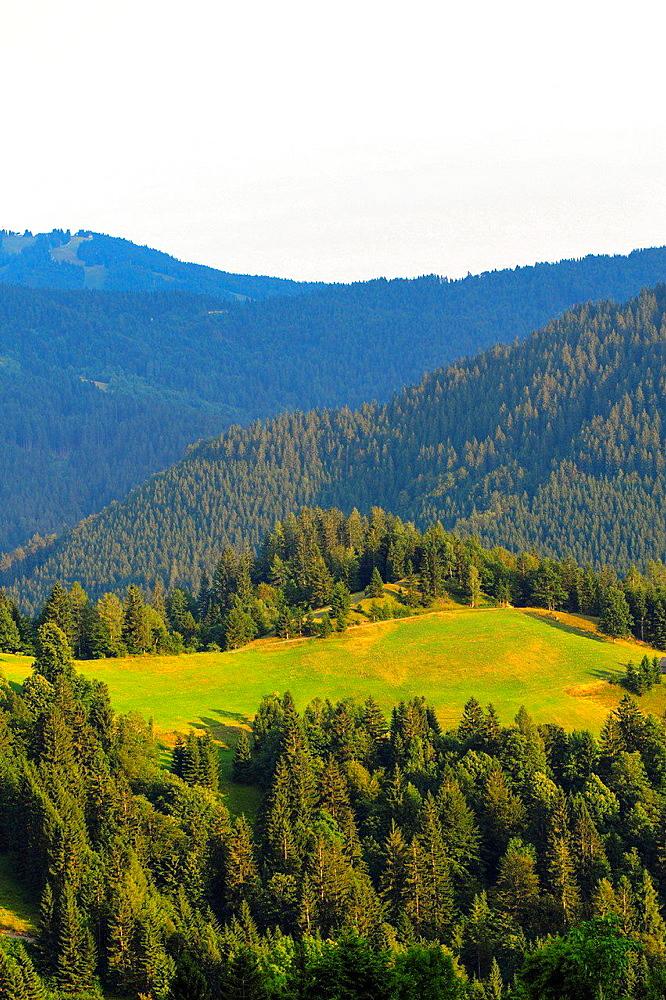 national park, Slovenia, national park Triglav.