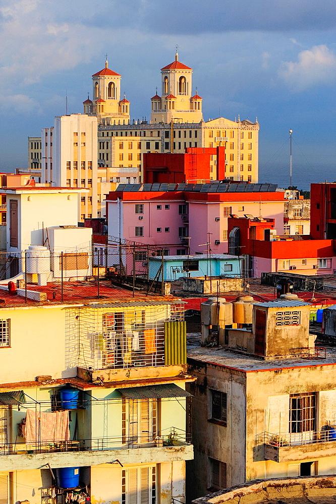 Cuba, Centro Havana, Hotel Nacional de Cuba, Hotel National, Habana.