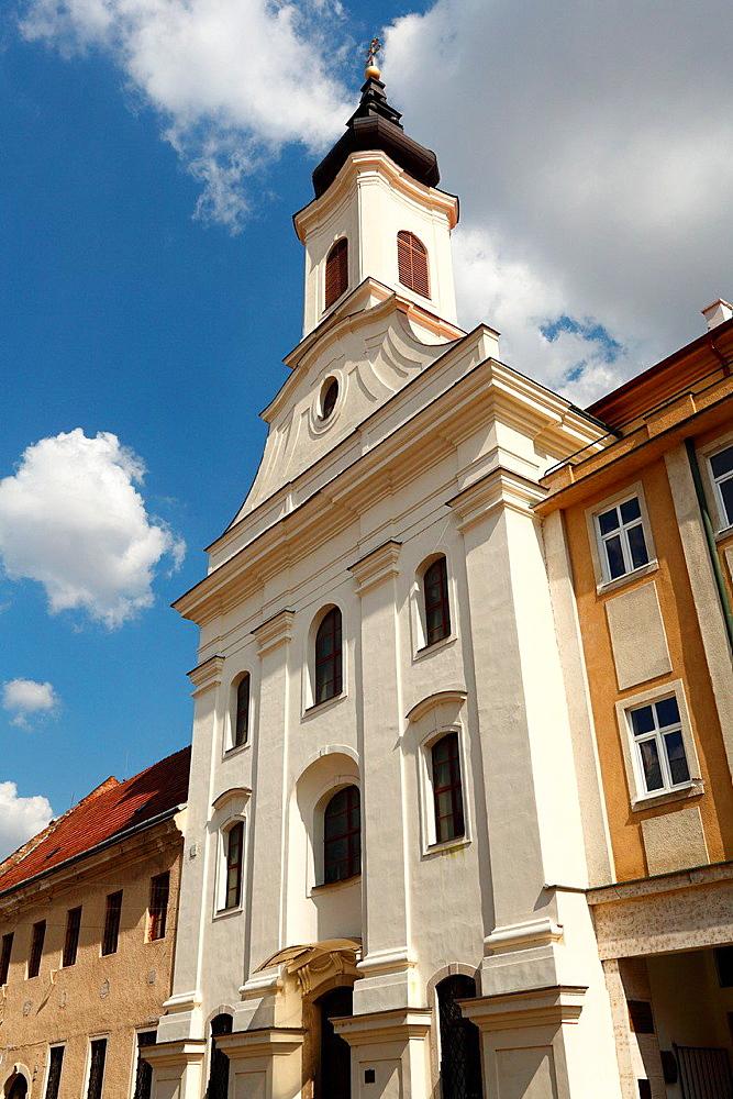 The church of St.Anna, Trnava, Slovakia.