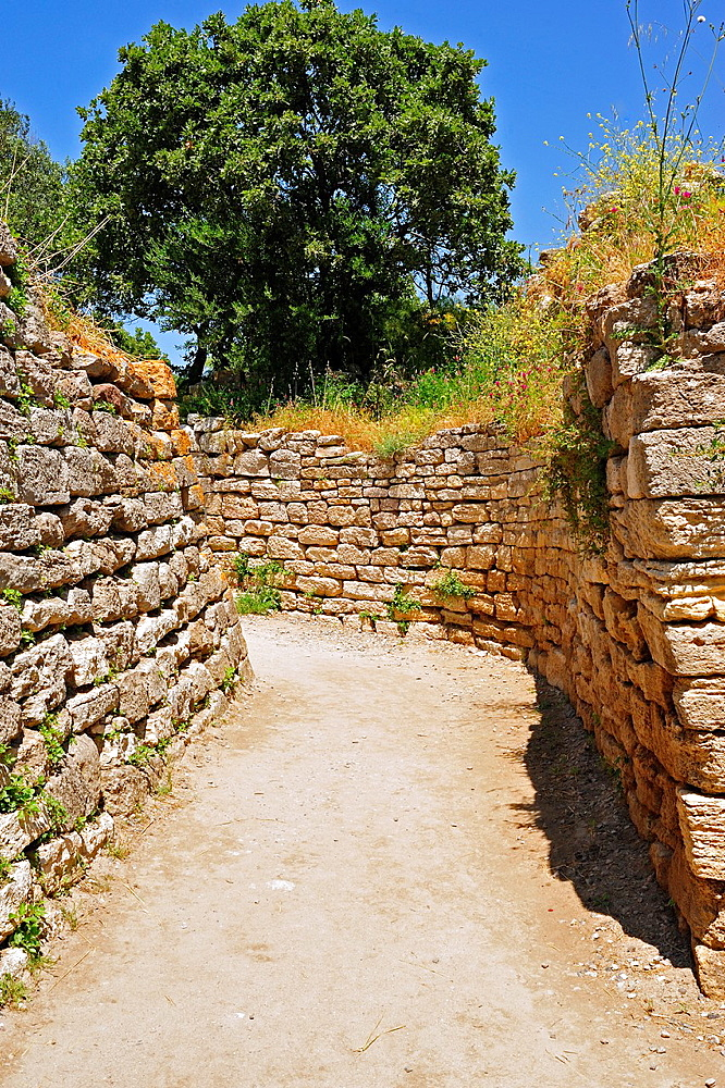 Ancient Troy, Biga Peninsula, Turkey