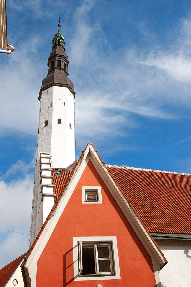 Church of Holy Spirit, Tallinn, Harju, Estonia.