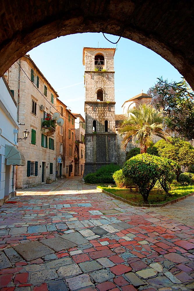 Marija Koldeta Church Kotor, Montenegro.