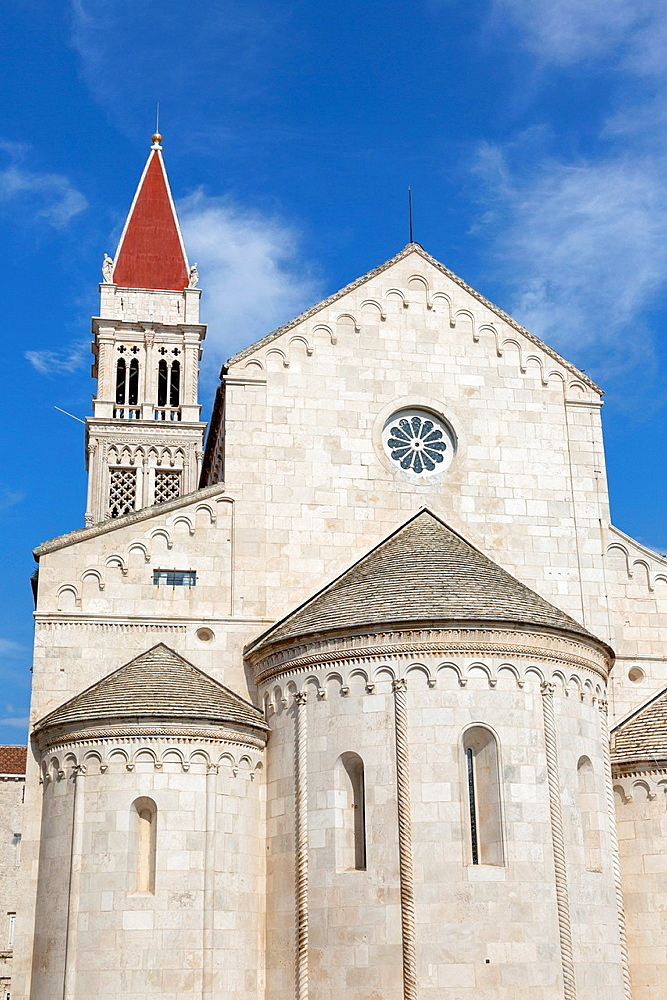 Cathedral of St. Lawrence, Trogir, Croatia.