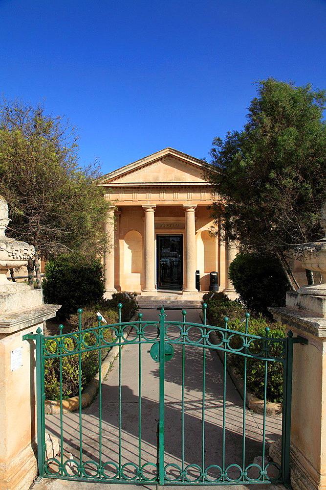 Malta, Rabat, Domus Romana, Roman House.