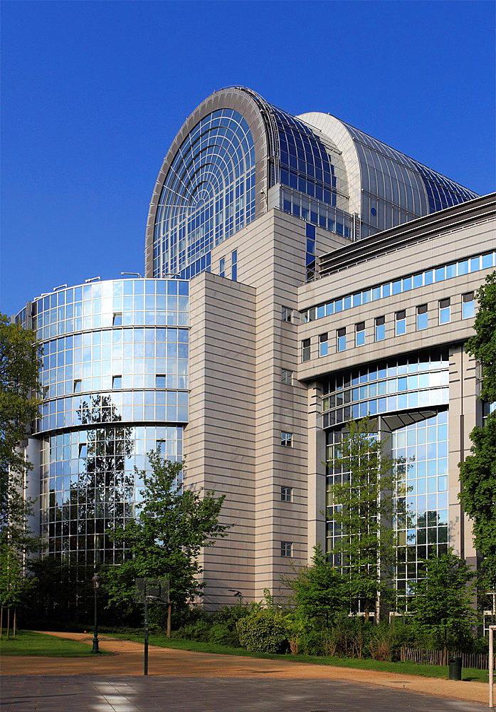 Belgium; Brussels; European Parliament.