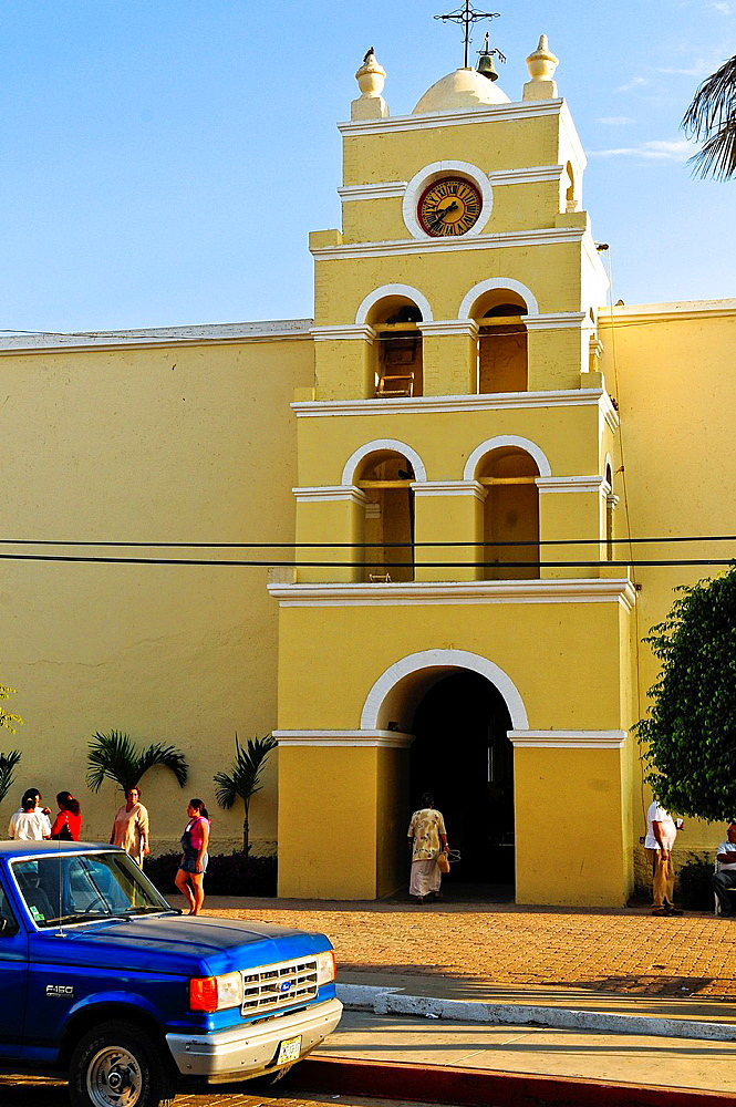 Todos Santos, Baja California, Mexico, North America.