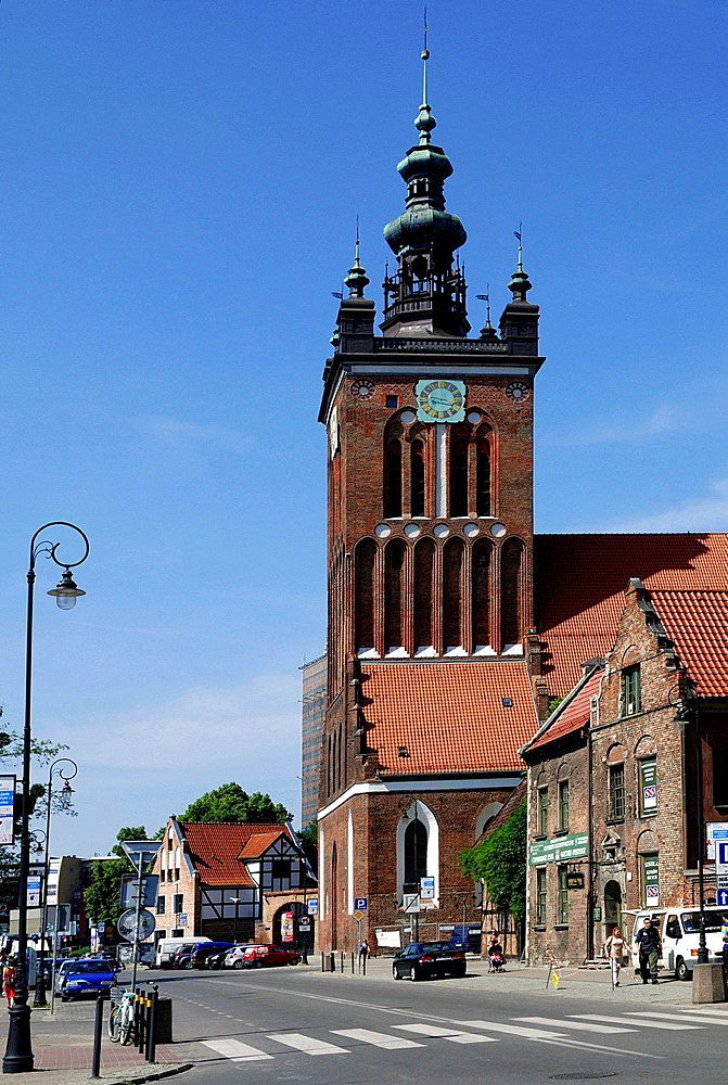 St Catherine's Church of Gdansk, Kosciol Katarzyny