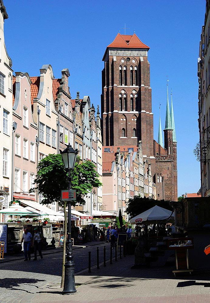 Church Saint Mary of Gdansk, Kosciol Mariacki