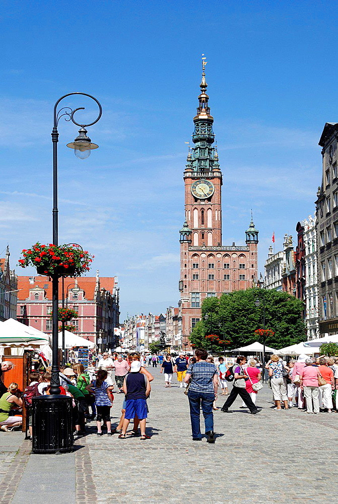 City Hall of Gdansk on the Long Market, Ratusz Glownego Miasta