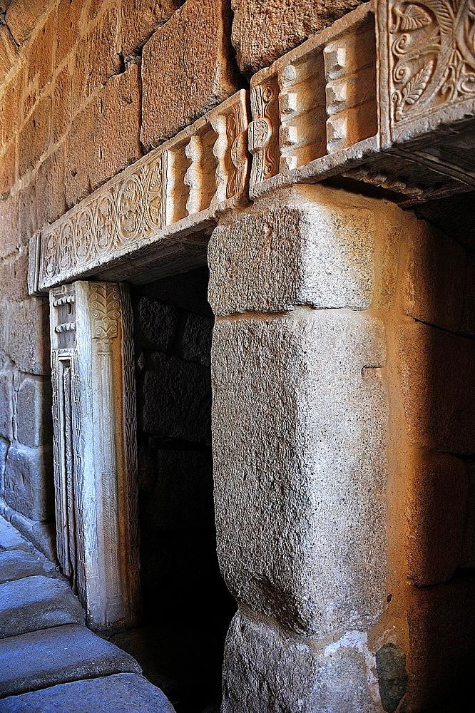 Alcazaba Arabic Cistern, Merida, Badajoz province, Spain
